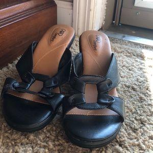 Cato comfort heels!